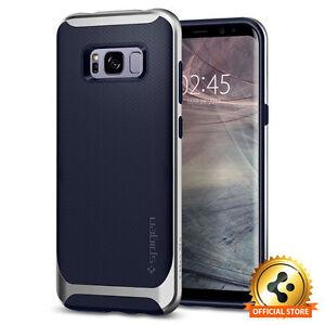 Spigen Galaxy S8 Case Neo Hybrid Silver Arctic