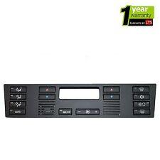 BMW x5 e53 520 e39 Aria Condizionata Radiatore Clima Ventilazione Controllo Interruttore a Pulsante Set