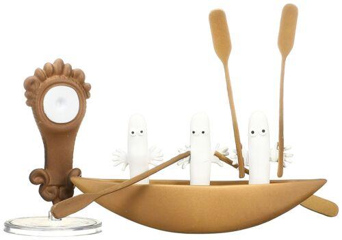 boat with barometer Medicom UDF-362 Ultra Detail Figure Moomin Hattifatteners