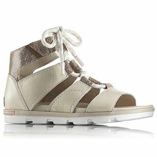 Pick SZ//Color. Sorel SOREL Womens TORPEDA LACE II Flat Sandal