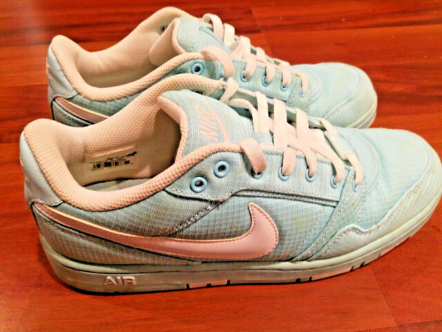 sports shoes 36238 09e4c Nike Air Force 1 Womens Athletic SNEAKERS Ice Blue Sail HYPER Turquoise  Size 10 for sale online | eBay