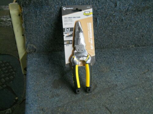 Southwire Tools /& Equipment S7N1HD 7-In-1 Multi-Tool Plier