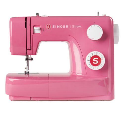Macchina da cucire Singer 3223 Pink Edition con Piedino Omaggio