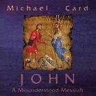 John: The Misunderstood Messiah by InterVarsity Press (CD-Audio, 2014)