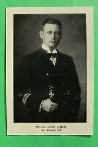 UM1-Marine-Kapitaenleutnant-Robert-Moraht-1914-1918-U-Boot-Kommandant-1-WK-WWI