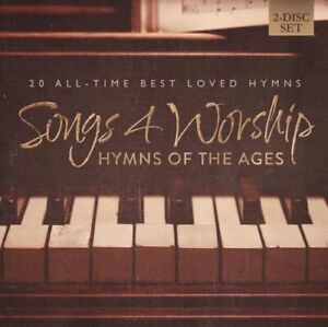 Various-Hymns-Of-The-Ages-CD-2015-New