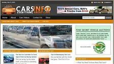 Cars Niche Business Website Free Installation Free Hosting