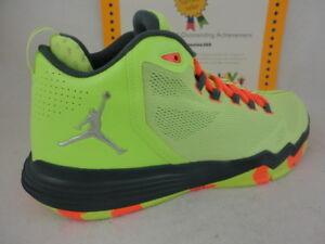 Image is loading Nike-Jordan-CP3-IX-AE-Ghost-Green-Metallic- 11fb46208