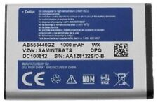 Samsung Standard Lithium Ion Battery Original OEM (AB553446GZ)