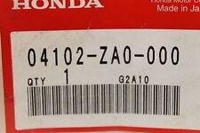 EL5000 ES6500 EX5500 HONDA (HB96) NOS OEM 04102-ZA0-000 SLIDER KIT