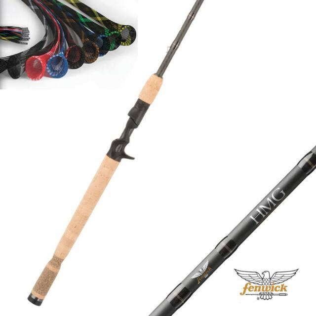 FENWICK HMG CASTING TRAVEL 7/' Medium AND Medium HEAVY Fishing Rod