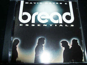 David-Gates-Bread-Essentials-Greatest-Hits-Best-Of-Australia-CD-Like-New