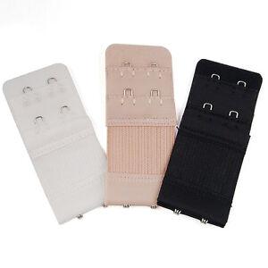 Adorable-Bra-Extenders-Strap-Extension-Lengthened-Adjustable-Buckle-2-Hooks-C-NH