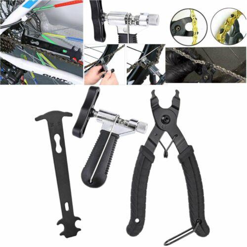 Fahrrad Link Zange/&Fahrrad Ketten Werkzeug/&Ketten Prüfer Fahrrad Reparatur Set