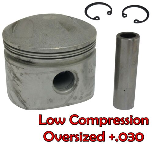 21990-80 NEW +.030 Oversized Piston Harley-Davidson Big Twins Shovelhead 1978