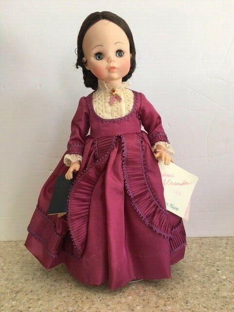 Madame Alexander Louisa May Alcott 13  en Caja Original