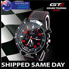 GT MENS SPORTS WATCH Silver Gold Military Army Water Resistant Classic Quartz 71