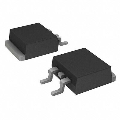 IRF5210STRR P-Channel Power MOSFET -100V/-38A, D2PAK, 5pcs