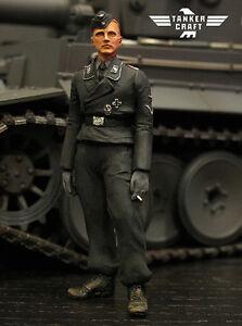 WW2 German Wehrmcht Tanker Picture