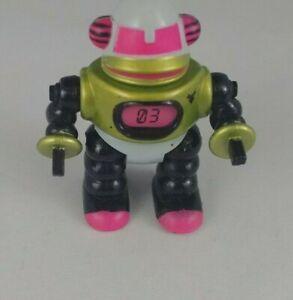 Vintage 1993 Z-bots Micro Machines Armed Figure Galoob