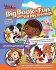 Disney Junior Big Book of Fun by Parragon (Hardback, 2014)