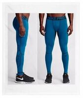 Nike Pro Hyperwarm Dri-fit Max Compression Men's Training Tight 659806-407 $55