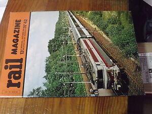 8µ? Revue Rail Magazine n°42 Materiel 3eme rail Ouest La 08.1001 de DR