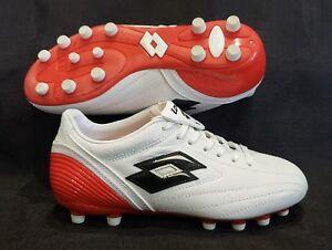899e8102 Image is loading YOUTH-SOCCER-futbol-shoes-CLEATS-LOTTO-ZHERO-LEGGENDA-
