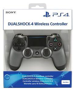 DualShock 4 Controller Steel Black