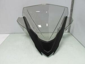 NEW-SKIDOO-BODY-XS-14-17-WINDSHIELD-345MM-amp-DEFLECTORS-GSX-MXZ-RENEGADE-SUMMIT