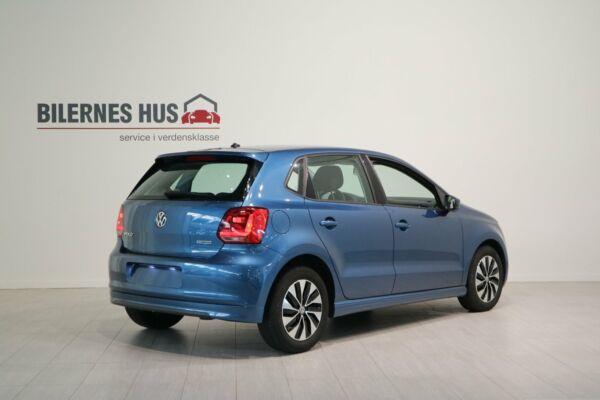 VW Polo 1,0 TSi 95 BlueMotion - billede 1