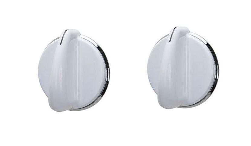 8566061-1201447 Dryer Timer Knob White 2-3 Days Delivery
