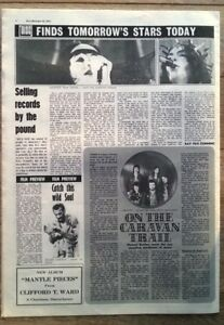 GENESIS-039-selling-records-by-the-pound-039-1973-UK-ARTICLE-clipping