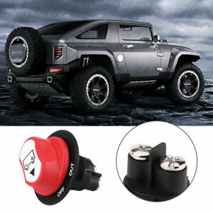 12v-24v-MARINE-REMOVABLE-KEY-KNOB-BATTERY-ISOLATOR-CUT-OFF-KILL-SWITCH-ON-OFF-AU
