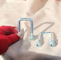 Brand Horse Drawn Pair Of U-bolts For Axle For Easy Entry Carts