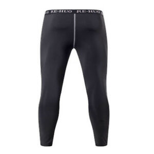 Men-Womens-Compression-Base-Layer-Tights-Pants-Skins-Fitness-Running-Gym-Yoga
