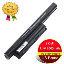 New 9 Cell Laptop Battery for Sony VAIO VGP-BPS22 VGP-BPS22A VPC-EA1 VPC-E1Z1E