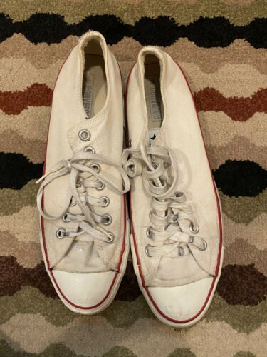 Vintage Converse Size 9.5 Made In USA chuck Taylor