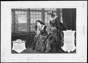 1893-FINE-ART-Antique-Print-ILLUSTRATIONS-Lowlands-Holland-Hopkins-224