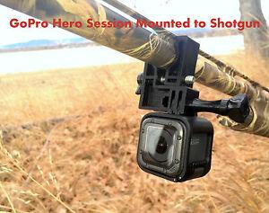 Image Is Loading GoPro Session 5 Hero Shotgun Mount Works
