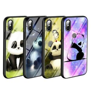 Cute-Panda-Funny-Animal-Case-iPhone-5-6-6S-7-8-X-XR-XS-11-Pro-Max-SE-2nd-gen