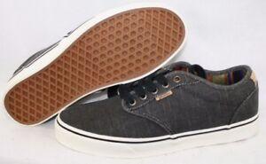 fcb6b29bc0 ¿Nuevo zapatos Look Black para zapatillas Atwood D casuales hombre Deluxe  lav mecedora vans rAqzpr