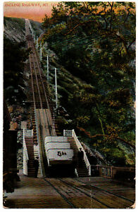 CPA-USA-Incline-Railway-Mount-Lowe-California