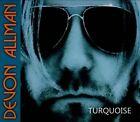Turquoise [Digipak] by Devon Allman (CD, Feb-2013, Ruf Records)