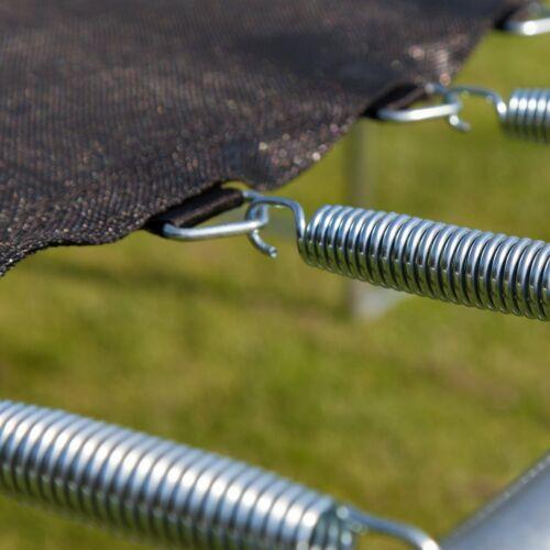 Sprungtuch für Trampolin 305 CM 64 Laschen  bei Federnlänge 140 mm