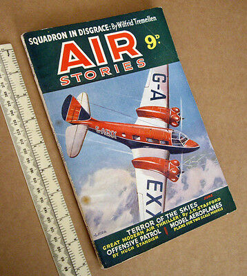 Adattabile 1938 Vintage Air Storie V6#6 Skybirds Aeromodelling James Hay Mr.1/72 Stevens-mostra Il Titolo Originale