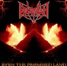 REBAELLIUN - Burn The Promised Land - CD - DEATH METAL