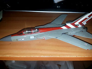 Panavia-MRCA-Tornado-F3-ZE907-RAF-1990-Scala-1-72-Die-Cast-72-Aviation-Nuovo