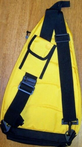 Bag Cheerleader Yellow Canvas Sling-a-Pack Alleson New