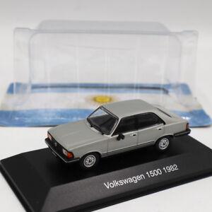 1-43-Altaya-Volkswagen-1500-1982-Argentina-Diecast-Models-Limited-Edition